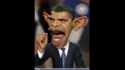 کاریکاتورهای اوباما