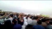 اعتراض اعراب خوزستان در اعتراض به نابودی کارون!