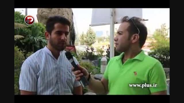 گفتگو با همسر و برادر بیت الله عباسپور،کوه عضله ایران -