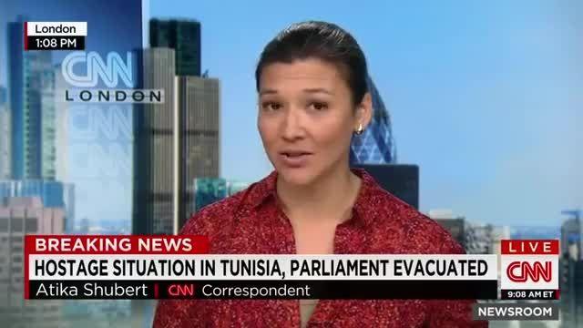 گروگان گیری در تونس با 8 کشته