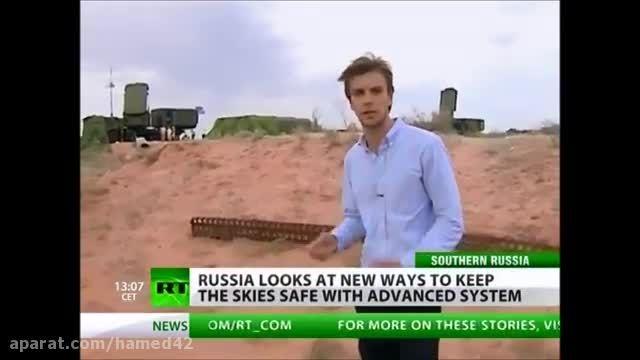 آمادگی اس 400 های روسیه برای مقابله با اف 16 های ترکیه