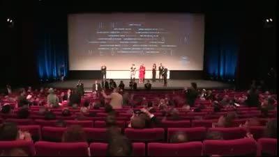 موفقیت آیدا پناهنده در فستیوال فیلم کن برای فیلم ناهید