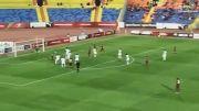 گل سردار آزمون در بازی روبین کازان و مولده 3-0
