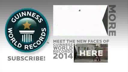 رکورد جدید گینس