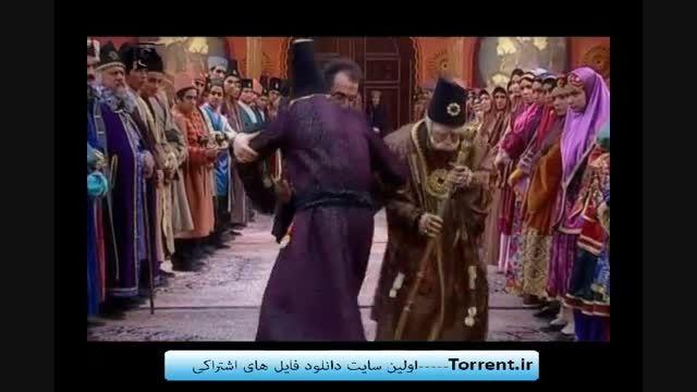 قهوه تلخ - رقص بابا اتی و مستشار در عروسی مستشار