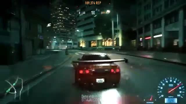 دانلود بازی-تریلر بازی Need For Speed ۲۰۱۵