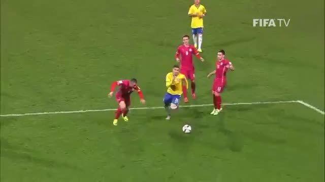 فوتبال ده گل برتر فیفا