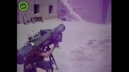 سوریه :خطرناکترین سلاح در دست داعش:((