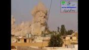 لحظه انفجار حرم حضرت یونس(ع) توسط داعش وحشی