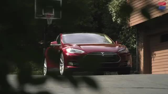 بررسی خودروی هیبریدی تسلا مدل اس
