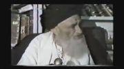 نظر آیت الله العظمی مرعشی نجفی(ره) پیرامون آیت الله حلبی(ره)