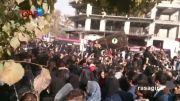 وداع مردم تهران با اسطوره سرطان - گپ تی وی GapTV