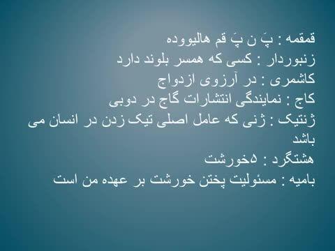 سوژه های فوق العاده  خنده دار  ایرانی