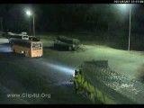 وااای همه مردن!!!تصادف شدید تریلی با اتوبوس (ایران)