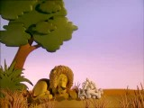 انیمیشن بامزه و کوتاه بازیافت زباله
