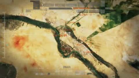 نمایش ماهواره ای نقشه
