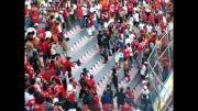 درگیری هواداران فوتبال در مکزیک//آخرشو ببین...!