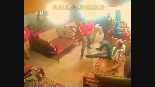 حمله اراذل واوباش به مشتری کافه سنتی در ارومیه