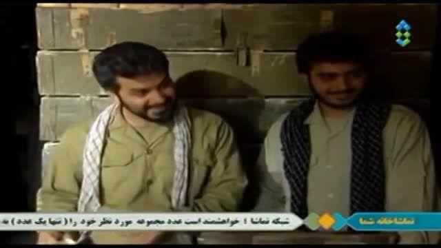 جوانی های علی صادقی - یکی از کمیاب ترین های علی صادقی