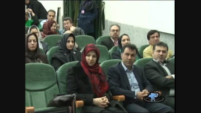مراسم افتتاحیه رهایش در سیمای استان