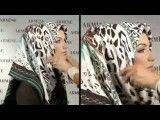 آموزش بستن روسری 3