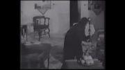 فیلم کوتاه و بسیار قدیمی با بازی فروغ فرخزاد و سهراب سپهری