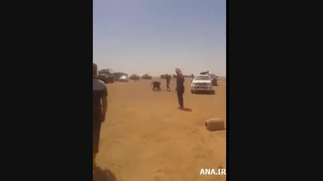 کشته شدن تکفیری ها حین عملیات خنثی سازی