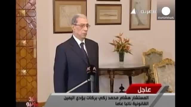 هشام برکات دادستان کل مصر در پی بمب گذاری کشته شد