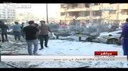 انفجار در نزدیکی سفارت ایران