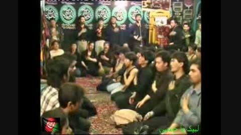 نوحه قدیمی و سنتی در خرابه گلچینان یک سبد گل اوردند