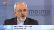 دکتر ظریف در برنامه شبکه ZDF آلمان