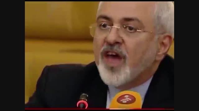 پاسخ قاطع دکتر ظریف به فرافکنی های دلواپسانه ی دلواپسان