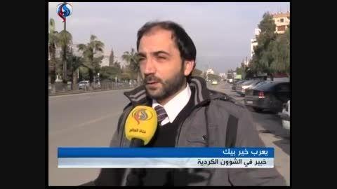 شکست داعش در برخی از مناطق عین العرب