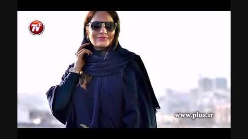 مهناز افشار برای به دنیا آوردن دخترش از ایران رفت