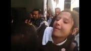 شفا یافتن دختر بچه ی عراقی که لال مادر زاد بوده