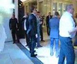 رقصیدن رئیس جمهور روسیه
