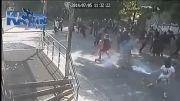 حمله نئو نازی های اکراین به دفتر روزنامه در کیف پایتخت