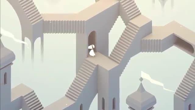 تریلر بازی Monument Valley