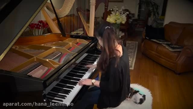 same old love with piano Lee Mi Ri