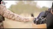 فیلم هالیوودی داعش برای تبلیغ سربریدن سربازان سوری!