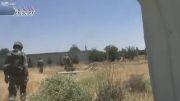 درگیری های سنگین ارتش دلیر سوریه با تروریست های ارتش آزاد