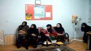 برگزاری جلسه توجیهی برای همکاران توسط سرکار خانم صدیقی