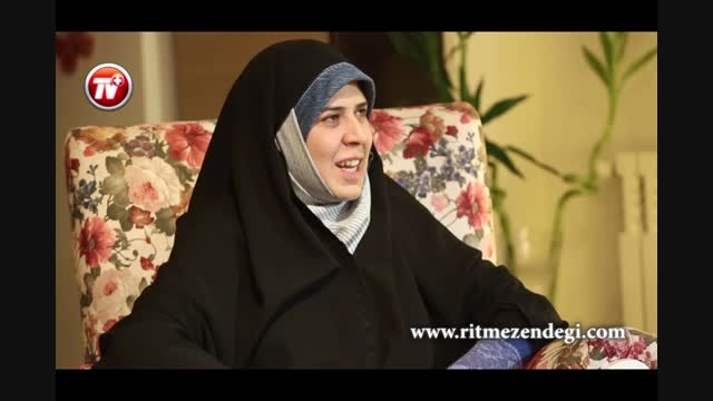 گفتگو با اولین مجری نابینای تلویزیون ایران