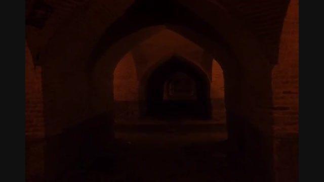آواز جوان اصفهانی در سی و سه پل