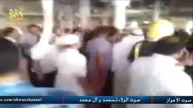 تصاویر اولیه از انفجار انتحاری در شهر القطیف عربستان