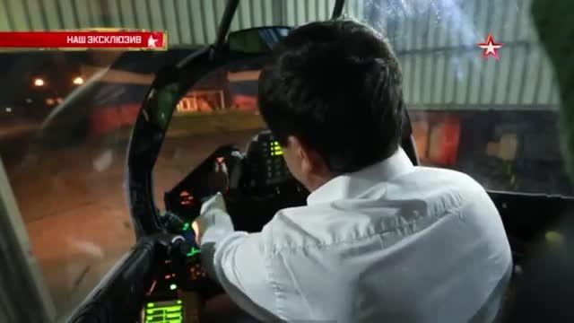 شلیک توپ جنگنده سوخو 30 اس ام روسیه