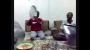 تشویق به سبک لیدرهای باشگاه الهلال عربستان!!!!