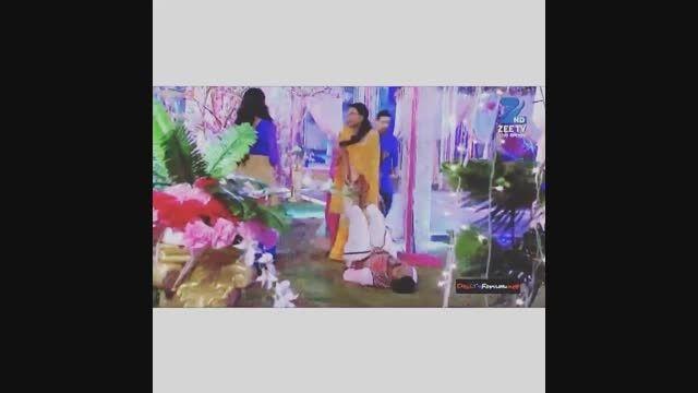 عروس جدید(صنم جدید)در سریال جماهی راجا