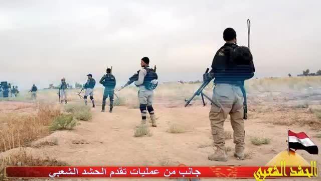 تروریست های داعش قبل و بعد از به هلاکت رسیدن