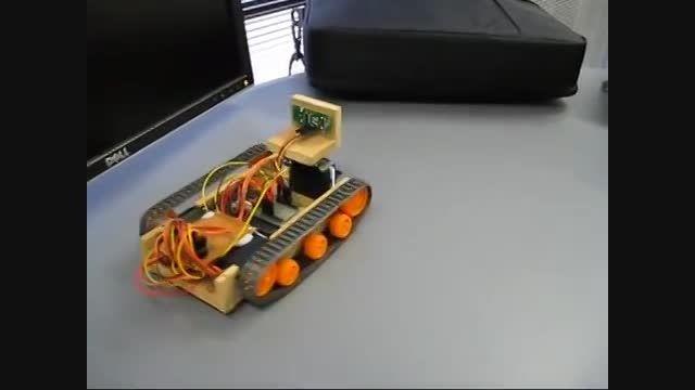 ربات امدادگر